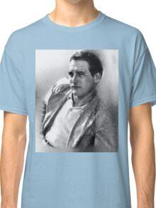 Paul Newman actor by John Springfield Classic T-Shirt