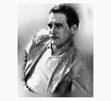 Paul Newman actor by John Springfield Unisex T-Shirt
