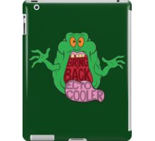 I Ain't Afraid of No Juice Box iPad Case/Skin