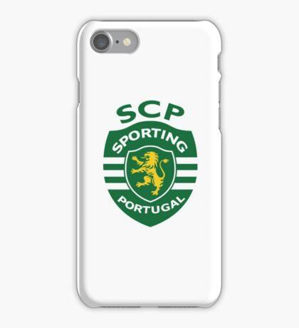 sporting lisbon iPhone Case/Skin