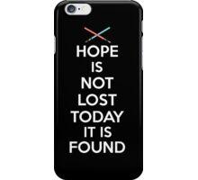 Force Awakens iPhone Case/Skin