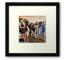 PLL Framed Print