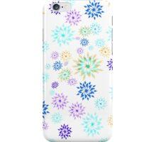 flower patterns iPhone Case/Skin
