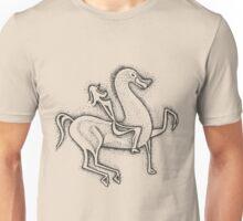Anglo Saxon Godiva Coin Detail Unisex T-Shirt