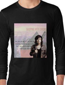 Kellin Quinn- quote + albums Long Sleeve T-Shirt