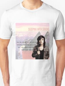 Kellin Quinn- quote + albums T-Shirt
