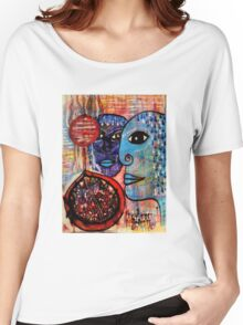 Guarding the Pomegranate Women's Relaxed Fit T-Shirt