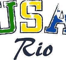 USA Rio by Paducah