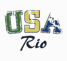 USA Rio One Piece - Long Sleeve