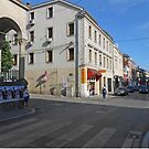A street,Mostar by rasim1