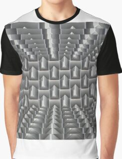 """""""Silver Vision"""" by Carter L. Shepard""""  Graphic T-Shirt"""