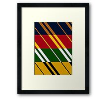 House Pride Framed Print