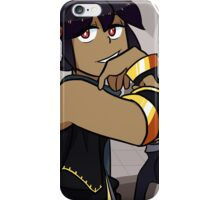 Kid Icarus Uprising - Dark Pit (Ver1)  iPhone Case/Skin