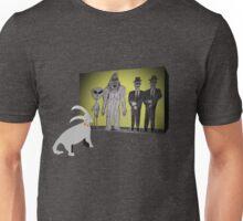 Who dun it? Unisex T-Shirt