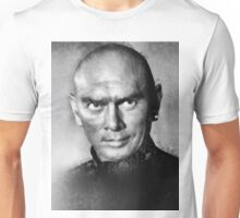 Yul Brynner by John Springfield Unisex T-Shirt