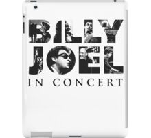 BILLY JOEL IN CONCERT iPad Case/Skin