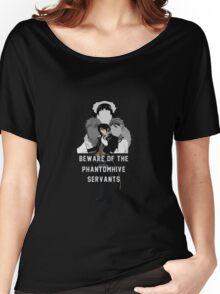 Black Butler - Phantomhive Servants Women's Relaxed Fit T-Shirt