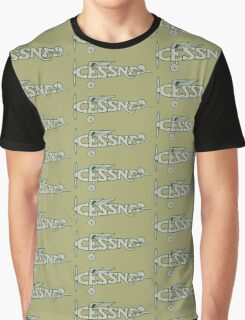 Vintage Cessna  Graphic T-Shirt