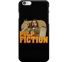 lance pulp fiction iPhone Case/Skin