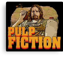 lance pulp fiction Canvas Print