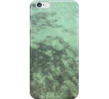 Aqua Ripples iPhone Case/Skin