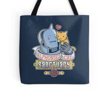 Alphonse's Cat Sanctuary Tote Bag