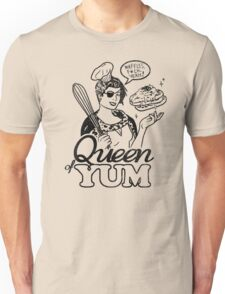 Queen of Yum Unisex T-Shirt