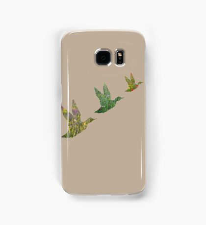 Nature Flies Samsung Galaxy Case/Skin