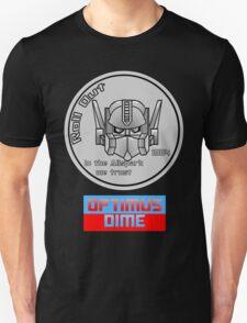Optimus Dime T-Shirt
