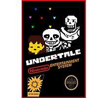 Undertale NES Edition Photographic Print