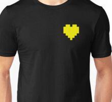 Broken Pixel - Justice Pixel Heart Unisex T-Shirt