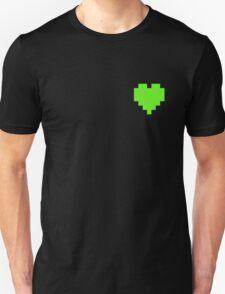 Broken Pixel - Kindness Pixel Heart Unisex T-Shirt