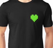 Broken Pixel - Kindness Pixel Heart Unisex T-Shirt