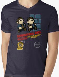 Supernatural Bros. Box Art T-Shirt