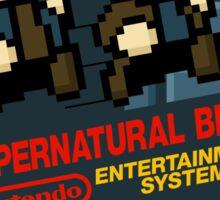 Supernatural Bros. Box Art Sticker