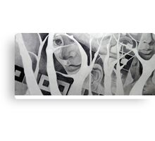 Unbidden Canvas Print