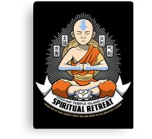 Spiritual Retreat Canvas Print