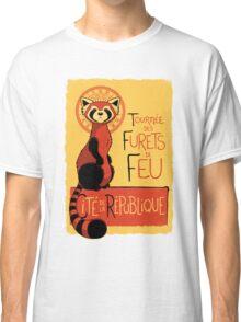 Les Furets de Feu Classic T-Shirt