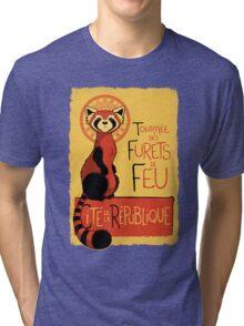 Les Furets de Feu Tri-blend T-Shirt