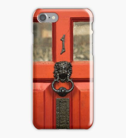 No.1  iPhone Case/Skin