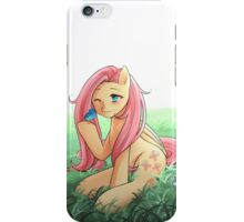 Nature Fluttershy iPhone Case/Skin