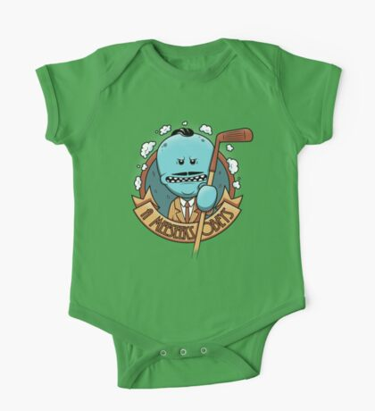 A Meeseeks Obeys Kids Clothes