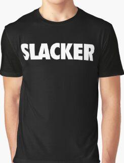 SLACKER - Alternate Graphic T-Shirt