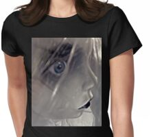 Behind the Veil Womens Fitted T-Shirt