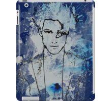 Darren Criss - Watercolor Blue iPad Case/Skin