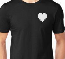 Broken Pixel - Monster Pixel Heart Unisex T-Shirt