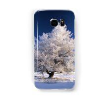 Frozen tree Samsung Galaxy Case/Skin