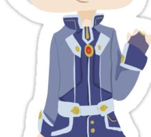 zen wistalia - akagami no shirayuki Sticker