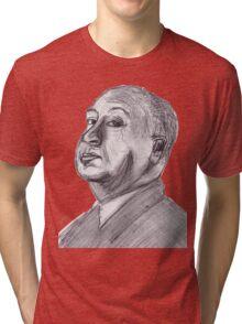 The Master of Suspense Tri-blend T-Shirt