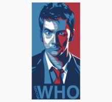 David Tennant Doctor Who Baby Tee